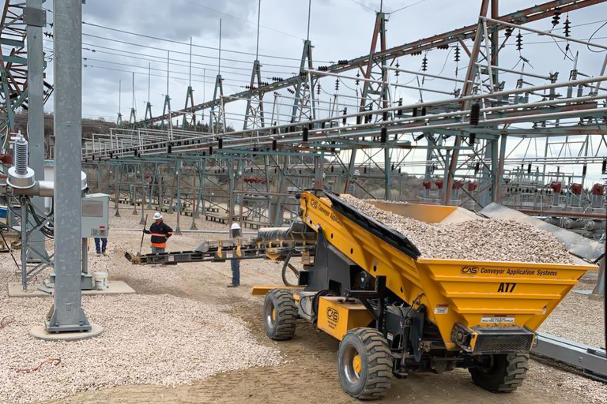 90th South Utah Substation - Grade Tech Power Services-6