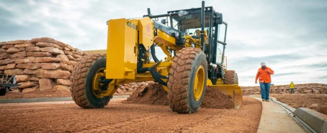 Heavy Equipment Safety - Grade Tech power services
