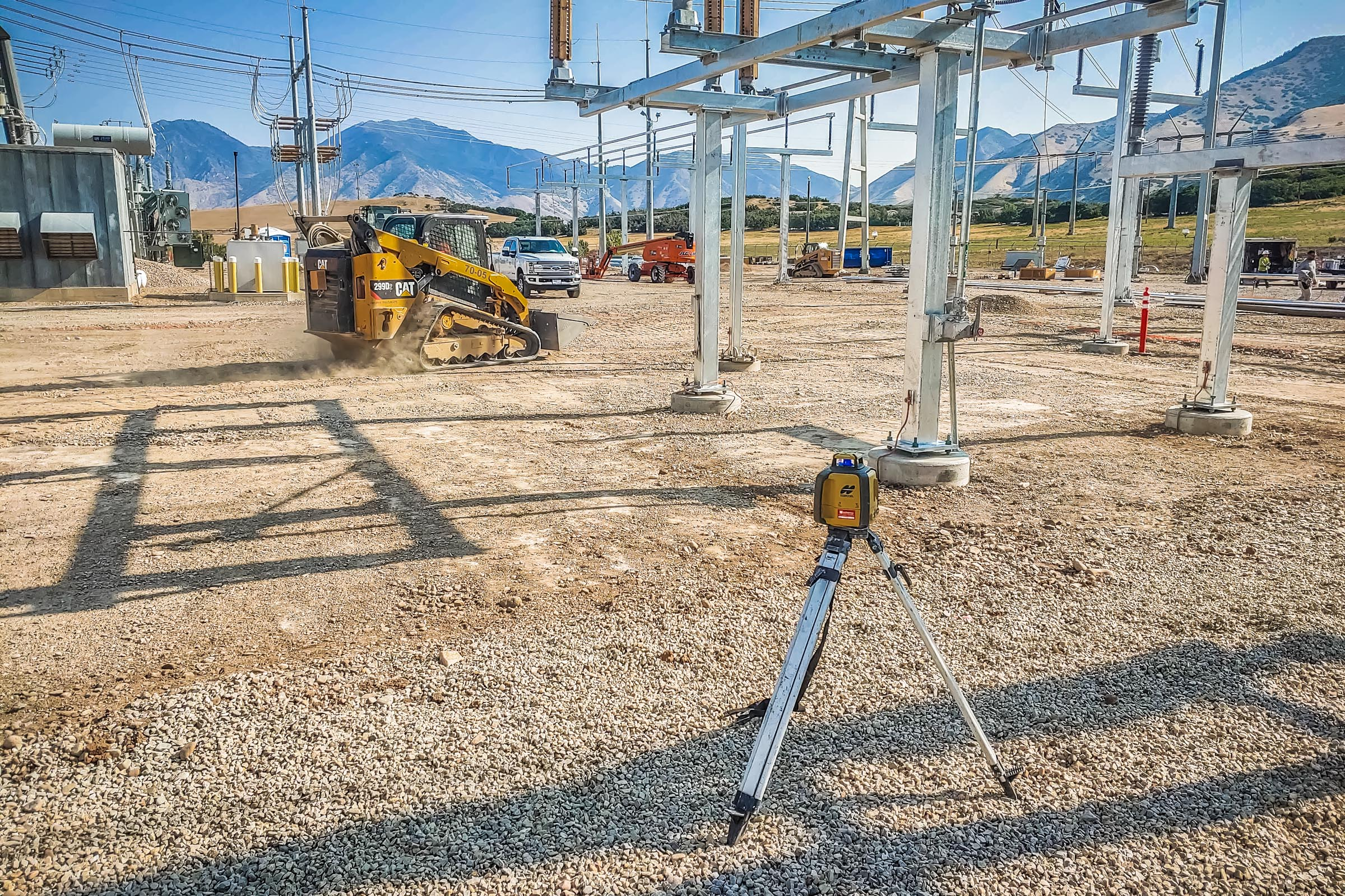 Spanish Fork Substation - Grade Tech-2