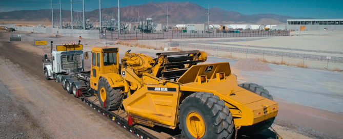 Trucking With Pride-Grade Tech Power Services