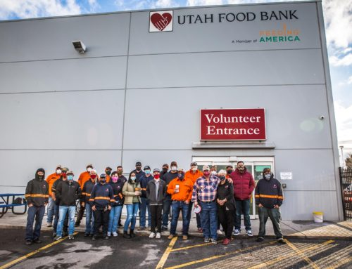 Grade Tech Helps Feed Utah Families by Supporting Utah Food Bank