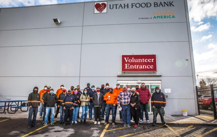 Utah Food Bank - Grade Tech-1