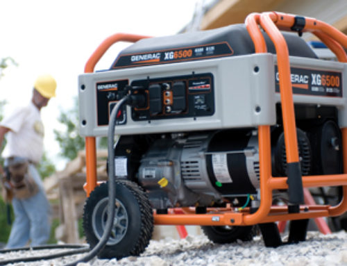 Portable Electric Generator Safety